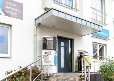 Fachgeschäft für Fußböden und Innenausstattung nahe Bielefeld und Werther