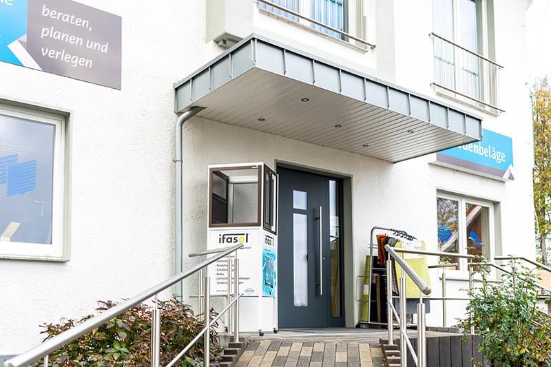 Unser Ladengeschäft in Bielefeld Schröttinghausen, günstig erreichbar von Werther oder aus dem Kreis Gütersloh.