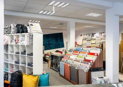 Geschäft für Fußböden und Innenausstattung in Bielefeld Schröttinghausen nahe Werther und Kreis Gütersloh